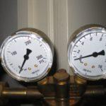drukmeting waterleiding
